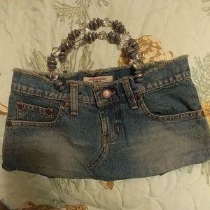 Abercrombie Jean purse